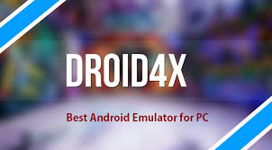 Download Driod4x Android Emulator For Windows