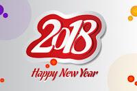 Gambar Tahun Baru 2018 - 53