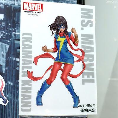 Ms. Marvel Bishoujo