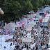 Masiva movilización de docentes a la Plaza de Mayo
