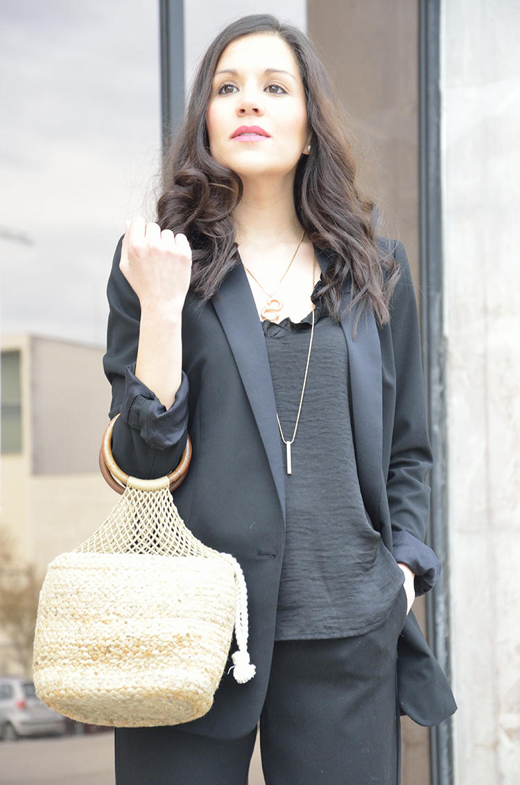 black look bolso saco yute trends gallery outfit%2B3 BLACK