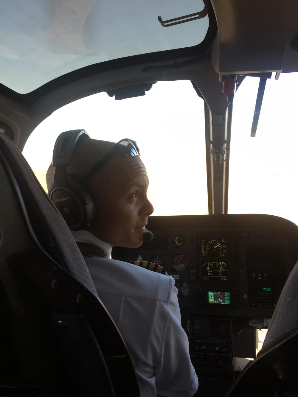 Helikopterilla Grand Canyoniin 3