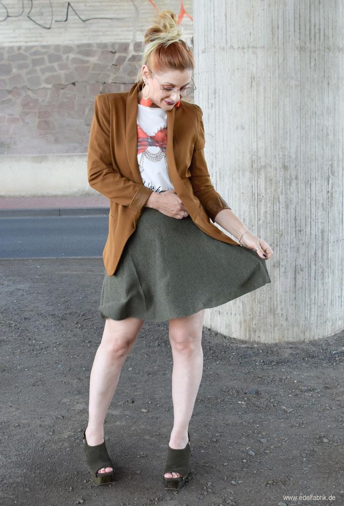 Wie style ich mich lässig als Ü40 Frau