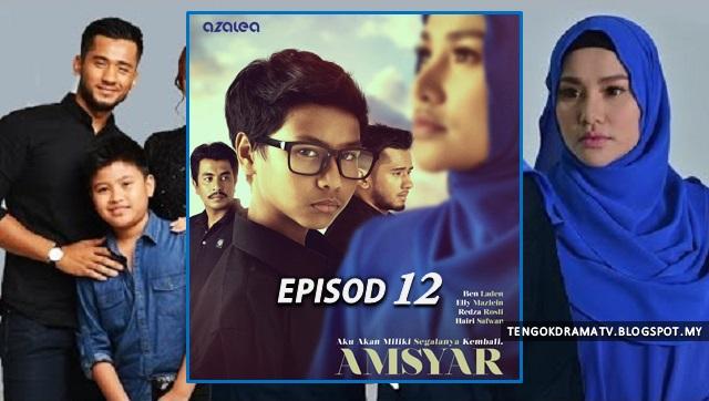 Drama Amsyar Lakonan Ben Laden – Episod 12