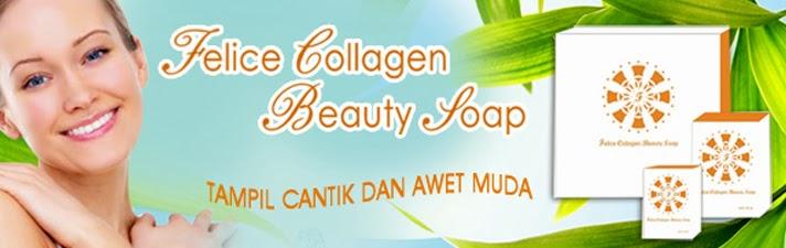 Felice Colagen Soap | Agen Felice Bali