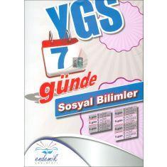 Endemik YGS 7 Günde Sosyal Bilimler (2016)