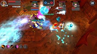 Dungeon Quest Apk v2.4.0.1 Mod (Free Shopping/Mana/God Mode)