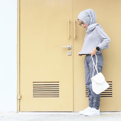 Style Baju Hijab Simple Sonyasams