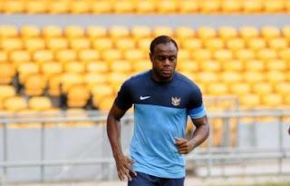 Persib Bantah Gagal Dapatkan Victor Igbonefo