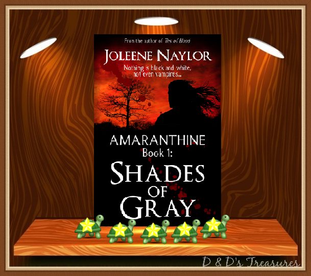 Shades of Gray - Amaranthine Series (Book 1) by Joleene Naylor