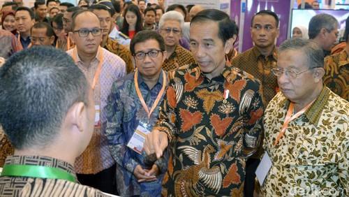 Jokowi Pangkas Anggaran Rapat dan Perjalanan Dinas Daerah Rp 68,8 T
