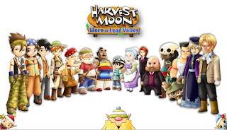 Daftar Biodata Pemain Dalam Harvest Moon HoLV