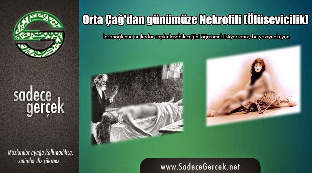 Orta Çağ'dan günümüze Nekrofili (Ölüsevicilik)
