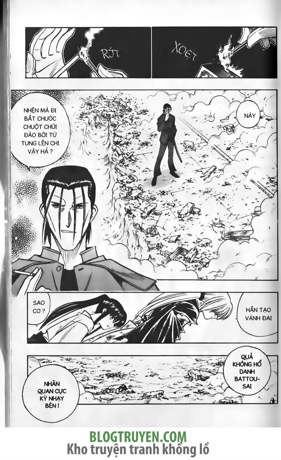 Rurouni Kenshin chap 199 trang 11