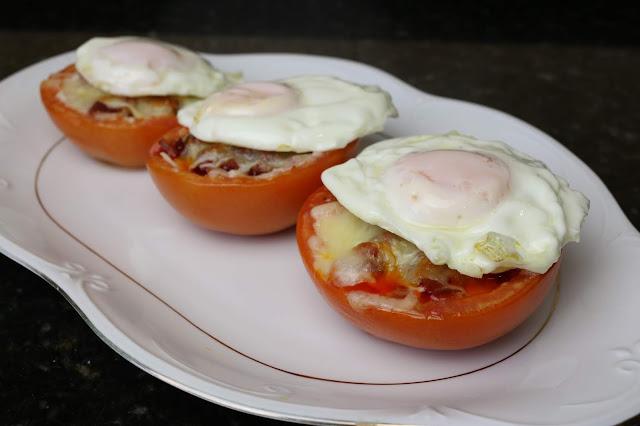 Huevos serranos