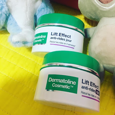 Dermatoline Cosmetic. Lift Effect anti rides Día y Noche