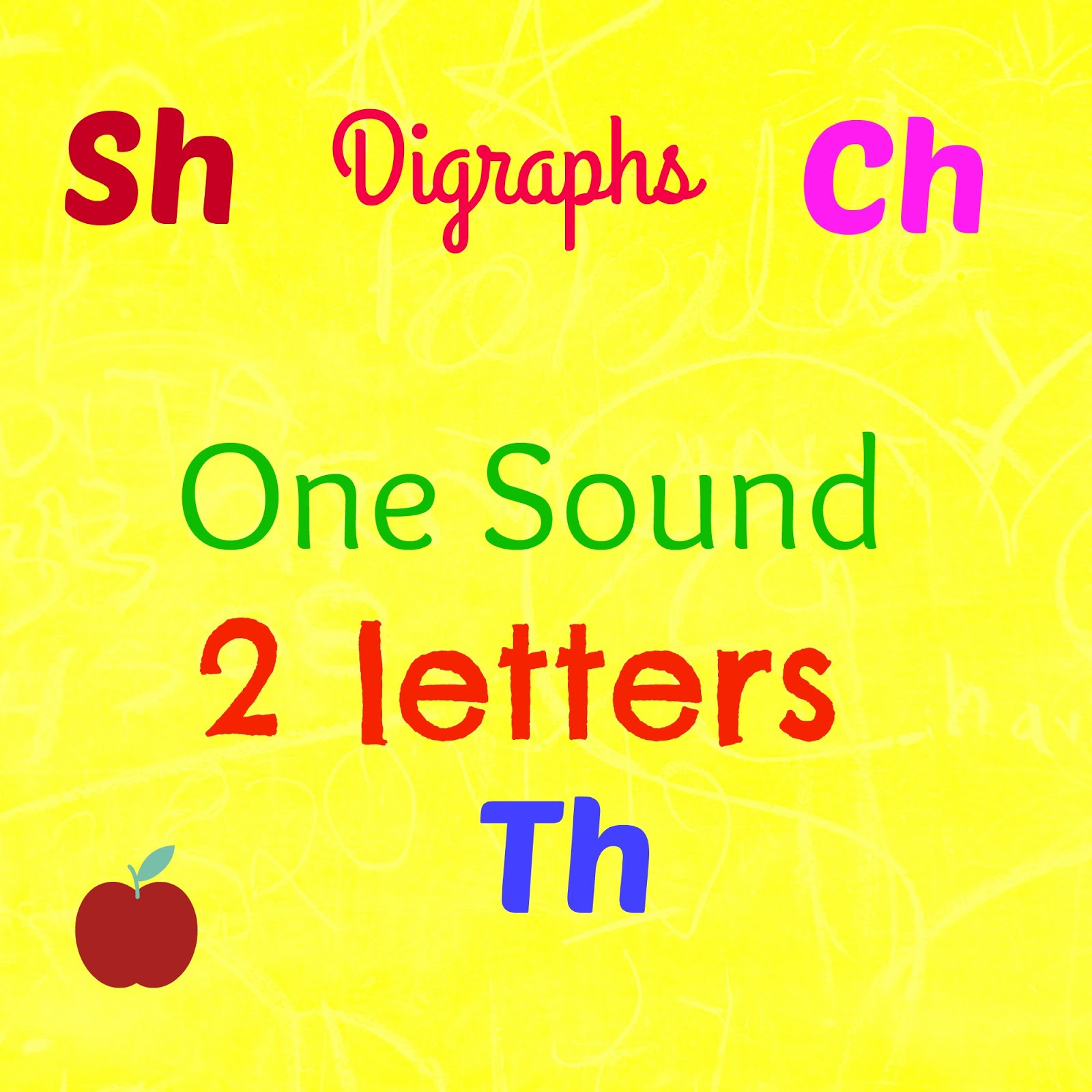 Smart And Special Teaching Teaching Digraphs Sh Th And