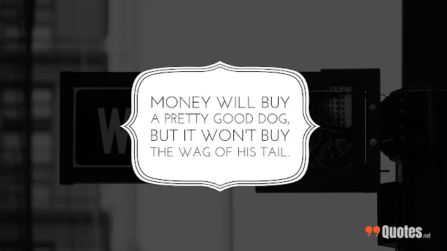 quotations about money and happiness