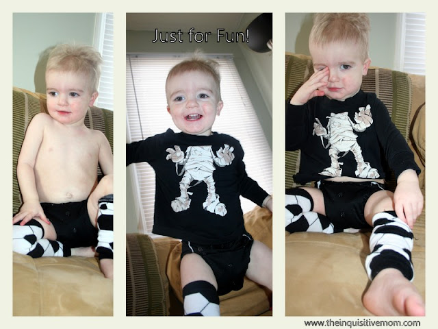 Mix and Match Cloth Diapers, Leg Warmers, and Fun T-Shirts!