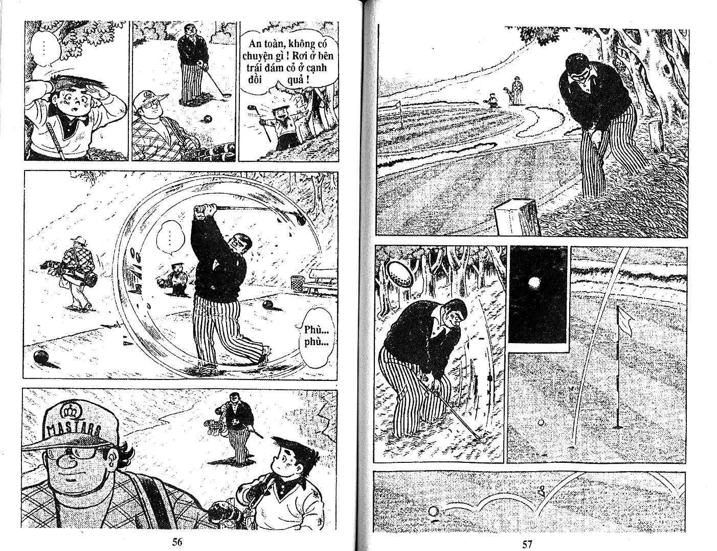 Ashita Tenki ni Naare chapter 18 trang 26