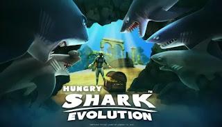 Hungry Shark Evolution Apk Mod Moedas Infinitas