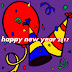 Happy New Year 2017 Clip Art for Free