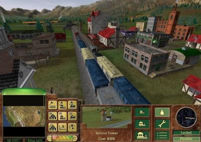 鐵路大亨3:探索中國,超棒的3D模擬經營