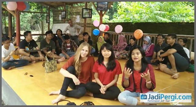 Wisata Backpacker Ojek Kediri