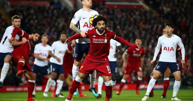 Prediksi Bola Liverpool vs Tottenham Hotspur Liga Inggris