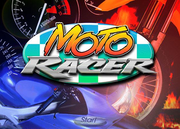 Moto Racer Game Free Download