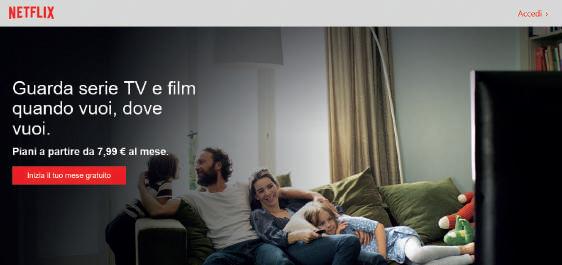 Netflix app per windows 10