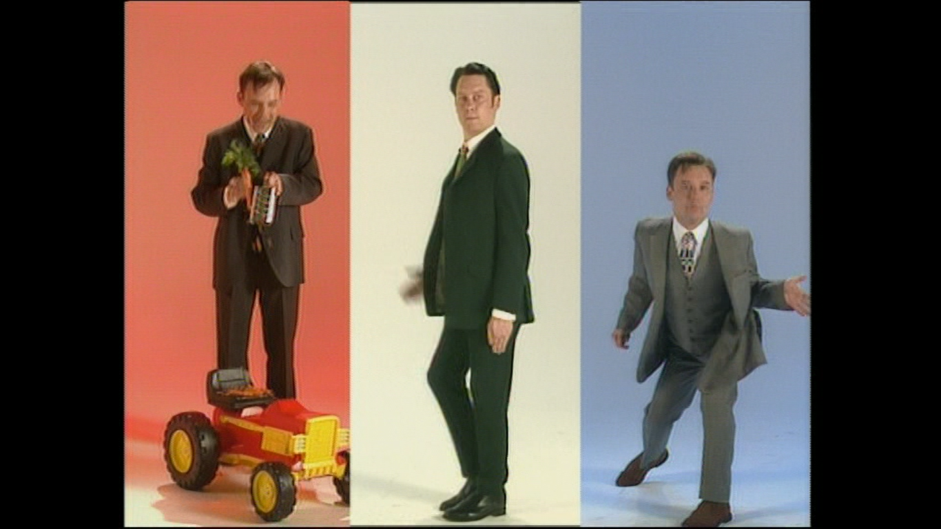 Round The Archives Vic Reeves Big Night Out