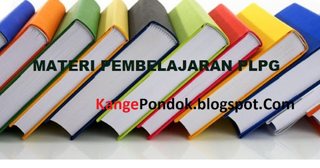 Download Materi PLPG IPS, IPA, MTK, PKN, dsn BIN