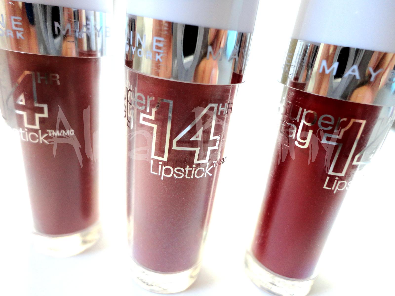 Maybelline SuperStay 14Hr Lipstick, Never Ending Nude 0.12