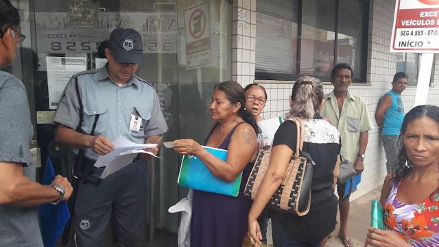 Após uma semana de interrupção, atendimentos voltam a ser feitos na agência do INSS, em Santarém