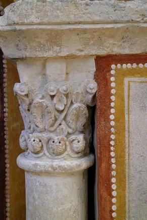 vienne france saint-savin abbaye