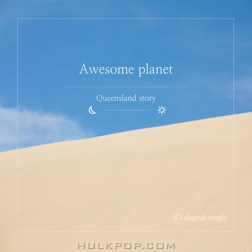 JD – Awesome Planet – Single