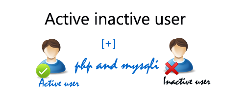 Active and inactive