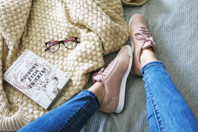 Footway - moje dwie, nowe pary sportowych butów ♥