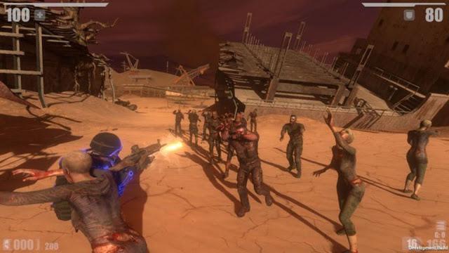 Crimson Earth Thế Giới Zombie