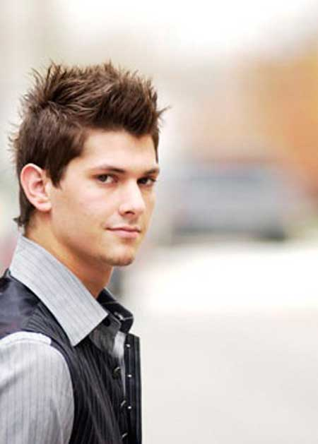 Trendy Men Haircuts 2013,