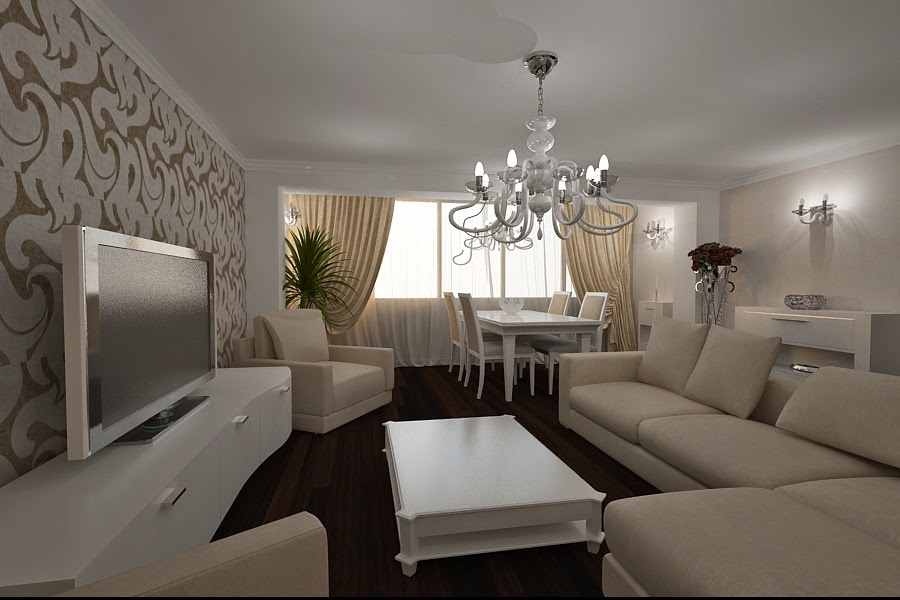 Design interior - apartamente - design - interior - apartament - Slobozia