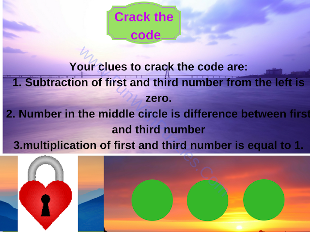Crack The Code Math Picture Puzzle-3