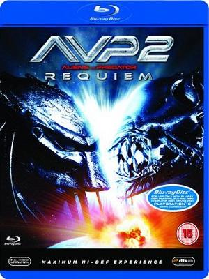 Aliens vs. Predator Requiem (2007) 720p BluRay 700mb