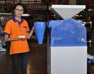 Buriram Rice Mill reduced as trade in model
