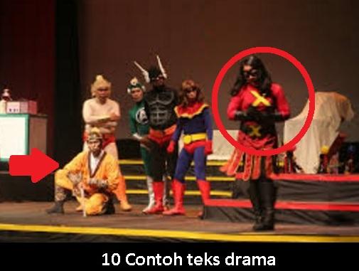 10 Contoh Teks Drama Singkat Berbagai Tema