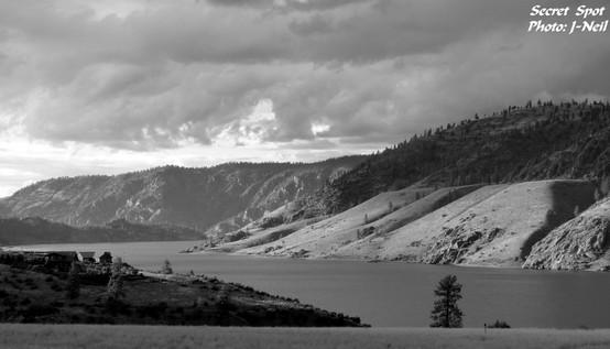 LA FOTO DEL DIA Secret Spot somewhere in Washington State 1