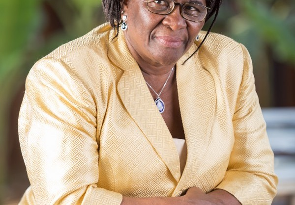 Dr. Pelonomi Venson-Moitoi, Minister of Foreign Affairs, Republic of Botswana and candidate for the Chairperson of the African Union (2)