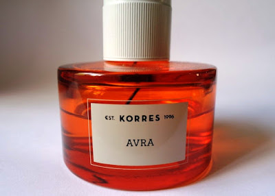 Dicas de perfumes: Os meus preferidos da Korres