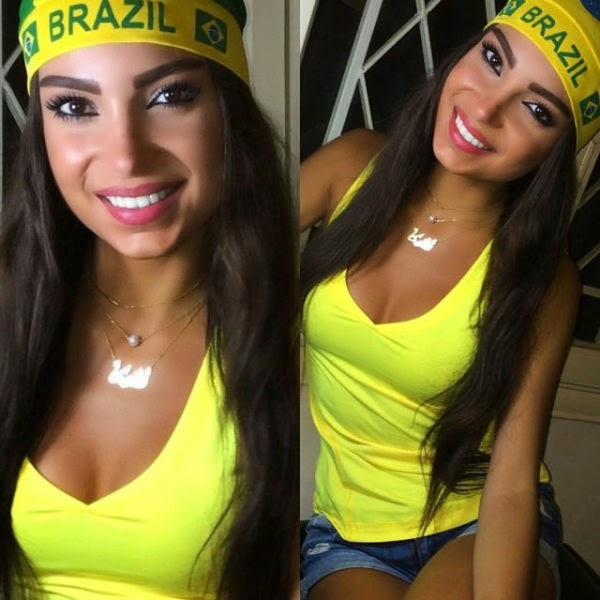 Sexy World Cup Babes - Sexy Gallery eBaum's World